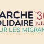 Une Marche Citoyenne et Solidaire avec les migrant.e.s !