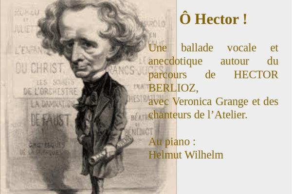Concert Berlioz pour le Collectif Agir